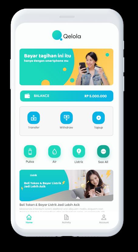 Qelola Aplikasi Transfer Uang Malaysia Indonesia Mudah Dan Cepat
