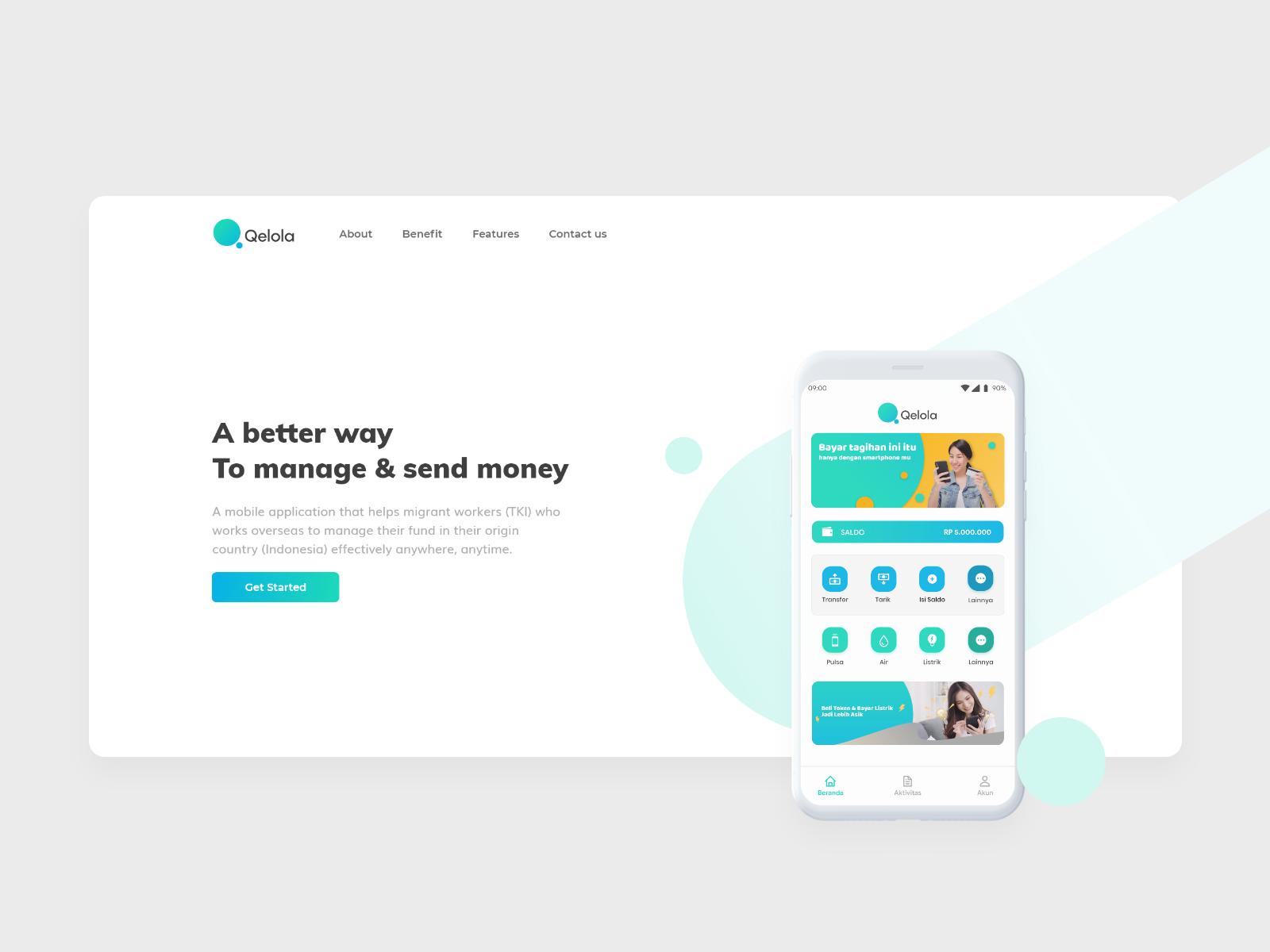 Cara Mudah Transfer Uang Dari Malaysia Secara Online Blog Qelola